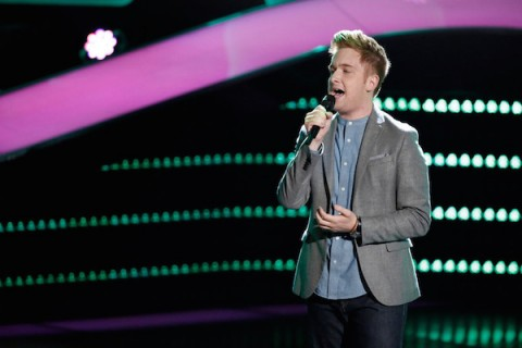 The Voice USA 2015 Spoilers - Voice Blinds - Jeffrey Austin Audition