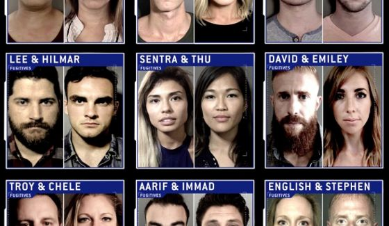Hunted Cast of Fugitives on 2017 season