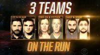 3 Teams on Hunted Finale