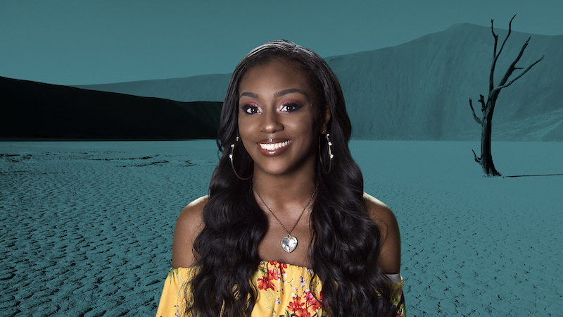 The Challenge War of the Worlds Spoilers – Meet the Season 33 Cast – Davonne