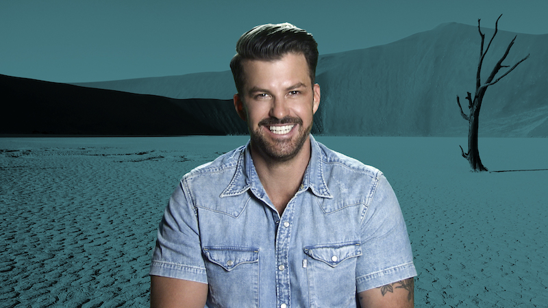 The Challenge War of the Worlds Spoilers – Meet the Season 33 Cast – Johnny Bananas