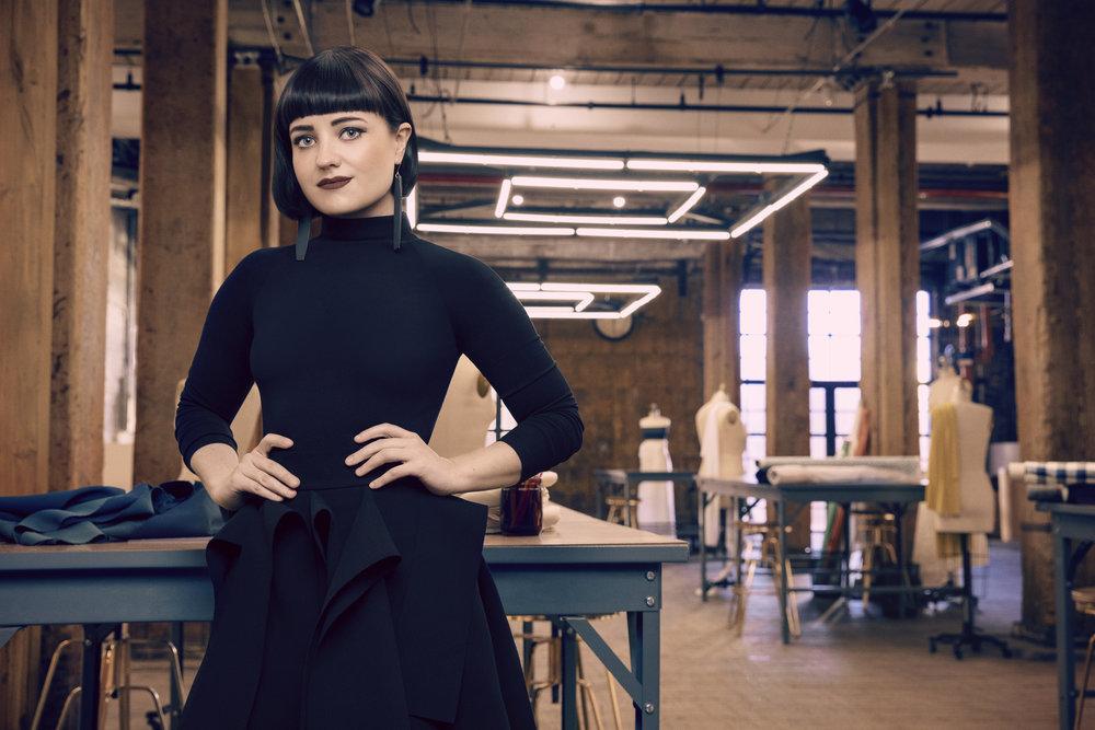 Project Runway 2019 Spoilers – Season 17 Designers – Tessa Clark