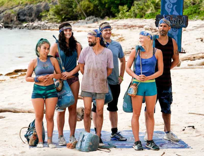 Survivor Edge of Extinction 2019 Spoilers – Week 4 Results
