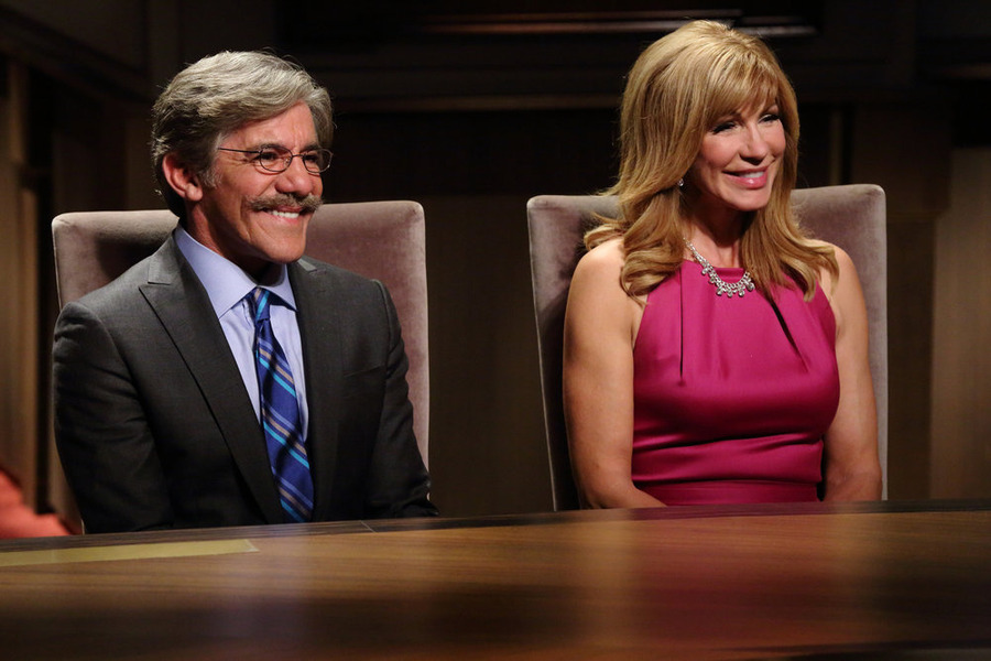 Leeza Gibbons wins 'Celebrity Apprentice' against Geraldo ...